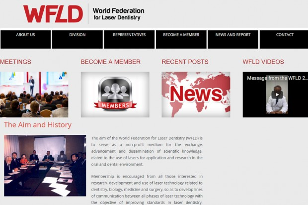 Kongres Światowej Federacji Stomatologii Laserowej w Polsce!