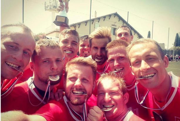 Dentyści w drużynie brązowych medalistów Medigames w Marsylii