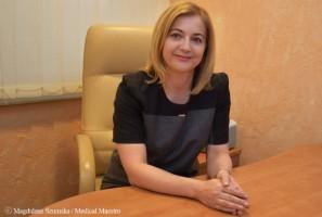 Anna Lella, prezydent ERO FDI: jednym głosem w sprawie kształcenia lekarzy dentystów