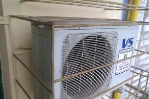 Kłopotliwa klimatyzacja