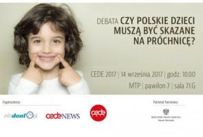 """Twój głos w debacie """"Czy polskie dzieci muszą być skazane na próchnicę?"""""""