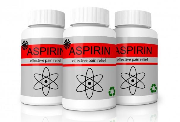 Aspiryna w niewielkich dawkach zamiast wypełnienia!