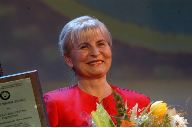 Halina Marszał – Sroczyńska – dentystka, dzięki której idea Orderu Uśmiechu ma sens