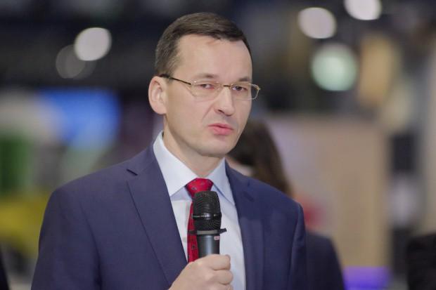 Morawiecki obiecuje wielkie zakupy w służbie zdrowia