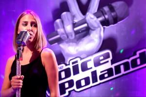 Studentka stomatologii pozamiatała w The Voice of Poland