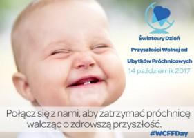 UM we Wrocławiu aktywny w trakcie Światowego Dnia Przyszłości Wolnej od Próchnicy