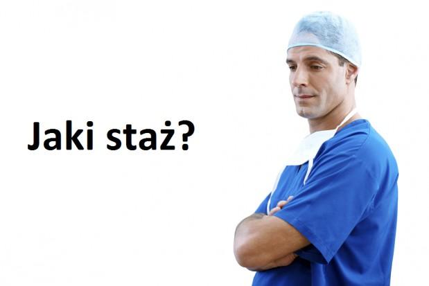 ORL w Szczecinie: uwagi do regulacji określających staż podyplomowy lekarza i lekarza dentysty