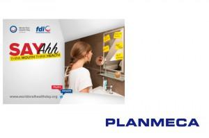 Planmeca Oy globalnym partnerem Światowego Dnia Zdrowia Jamy Ustnej