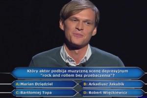 Maciej Krawiec w Milionerach – oklaski dla tego dentysty