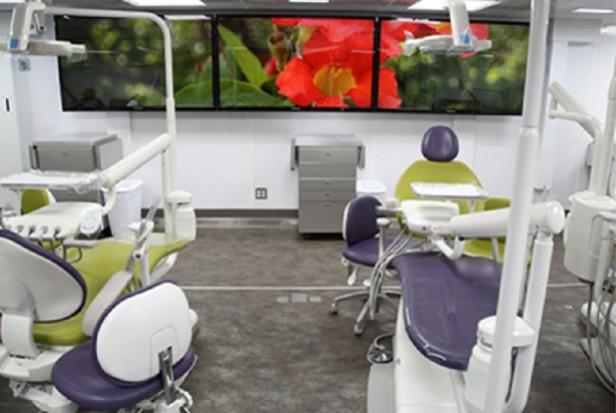 W dentobusach będą leczyć zęby dzieciom!
