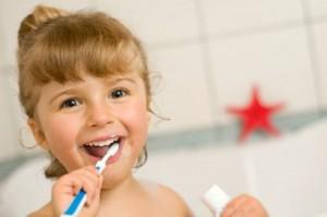 Co drugie dziecko kłamie na temat mycia zębów