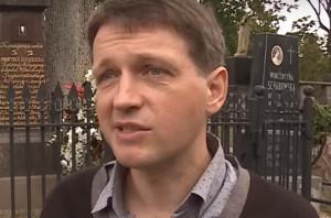 Dariusz Żybort - dentysta i działacz Polskiego Stowarzyszenia Medycznego na Litwie