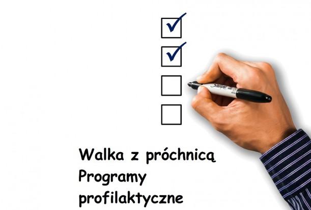 Rada Przejrzystości zweryfikuje stomatologiczne programy profilaktyczne