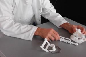 Model żuchwy w 3D minimalizuje komplikacje śródoperacyjne