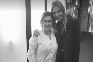 Maja Sablewska zachwycona Centrum Stomatologicznym Elektoralna