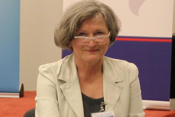 GUMed: prof. Barbara Kochańska członkiem honorowym PTS