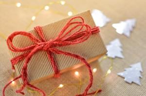 Wdzięczny pacjent na święta przynosi prezent...