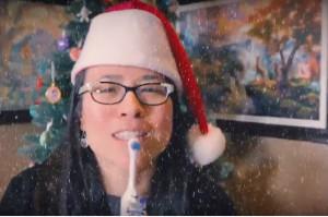 Szczere, świąteczne życzenia od dentysty