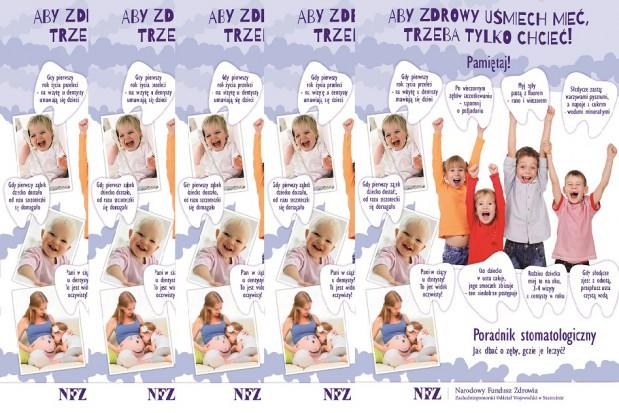 NFZ w Szczecinie ma pomysł na walkę z próchnicą wśród dzieci