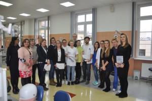 Oklaski dla mistrzów Polski w zawodach stomatologicznych