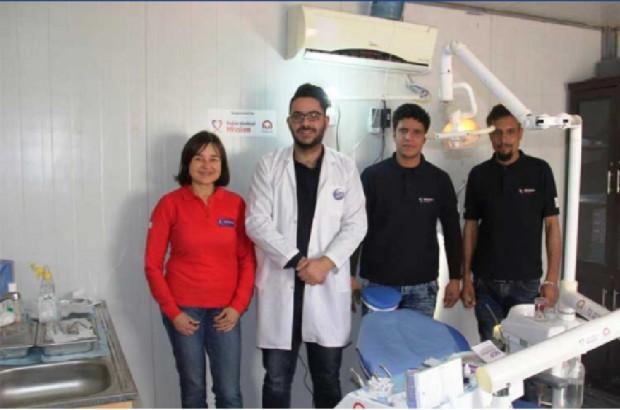 Polska Misja Medyczna: dentysta w irackim Kurdystanie