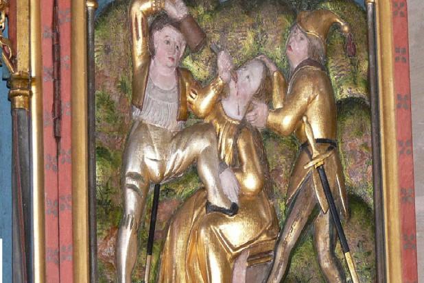 9 lutego kolejna rocznica śmierci św. Apolonii