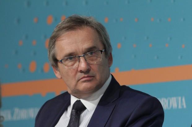 Maciej Hamankiewicz apeluje o zmianę w przepisach regulujących przekazywanie danych do OIL
