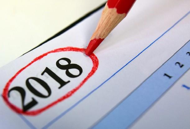 Terminy PES w sesji wiosennej 2018
