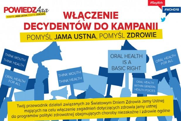 Ogólnopolska kampania wspierająca ŚDZJU