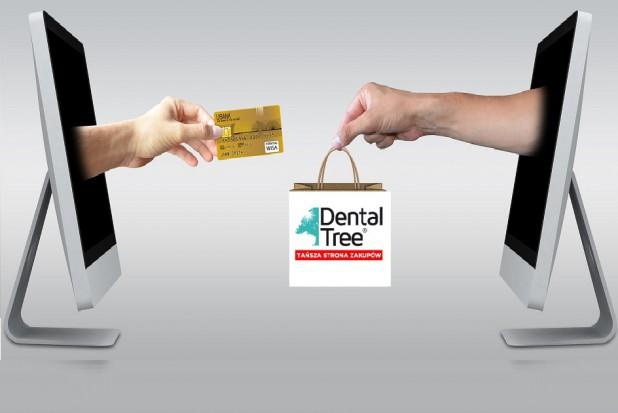 Zakupy w internecie krok po kroku z Dental Tree