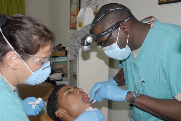 Zasiłek w zamian za wizytę u dentysty