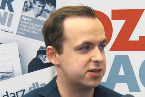 Na Śląsku Hipokrates 2017 dla Marcina Krufczyka