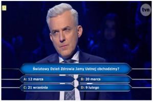 Cała Polska powiedziała aaa