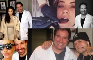 Kevin Sands - dentysta klanu Kardashian - musi walczyć o pierwszorazowego pacjenta