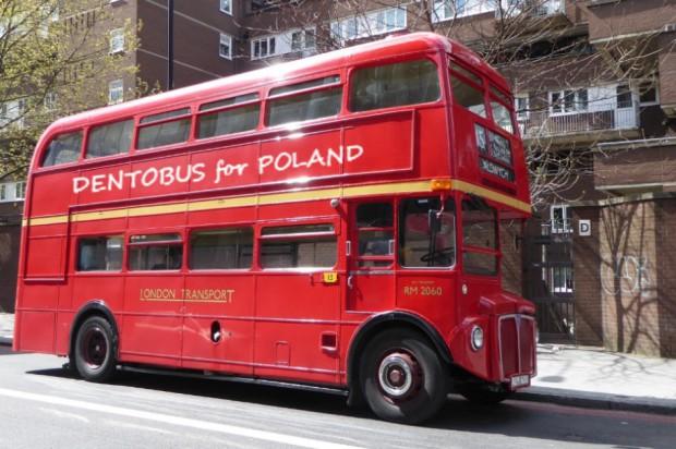 MZ idzie za ciosem kolejne dentobusy przyjadą z … Londynu