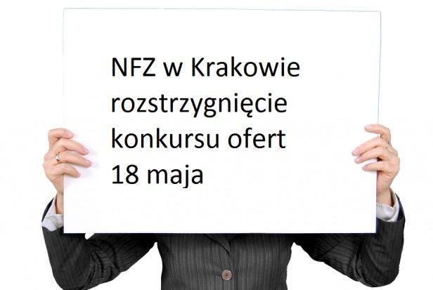NFZ w Krakowie: rozstrzygnięcie konkursów stomatologicznych w połowie maja