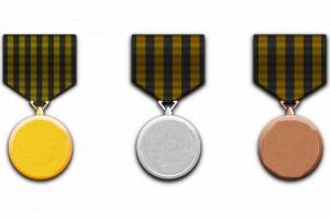 Polski materiał stomatologiczny na medal, srebrny!