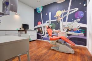 Gabinet stomatologiczny Risorius w programie profilaktycznym dla dzieci
