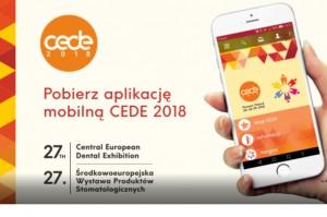 Aplikacja mobilna drogowskazem na CEDE 2018