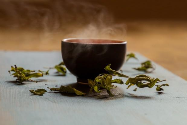 Zielona herbata lepsza od chlorheksydyny?