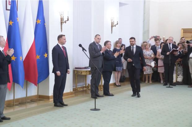 Beata Czarnecka i Małgorzata Zadurska z nominacjami profesorskimi