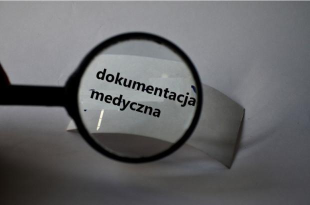 Co  grozi za zagubienie dokumentacji pacjenta