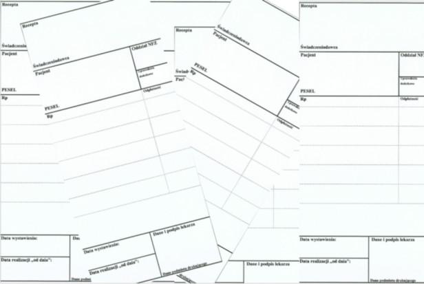NFZ o nadawaniu unikatowych numerów identyfikujących recepty