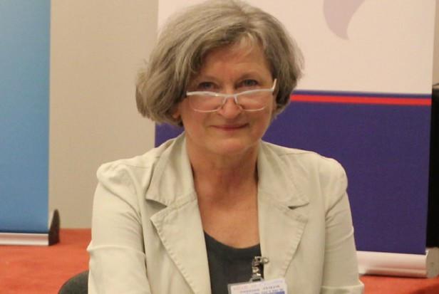 Prof. Kochańska na drugą kadencję w Sapientia