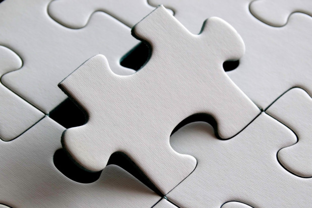 Implanty kości jak puzzle