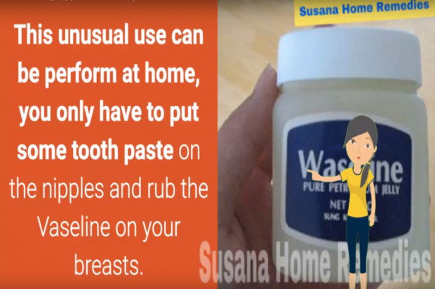 Powiększ biust …pastą do zębów