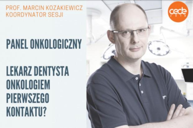 Lekarz dentysta onkologiem pierwszego kontaktu?