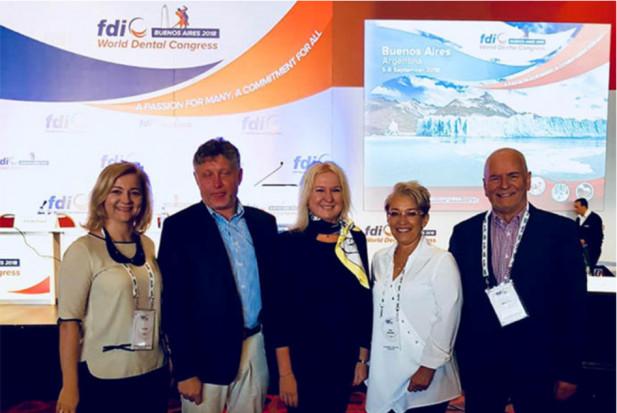 Polski ślad (mocny) w kongresie FDI w Buenos Aires