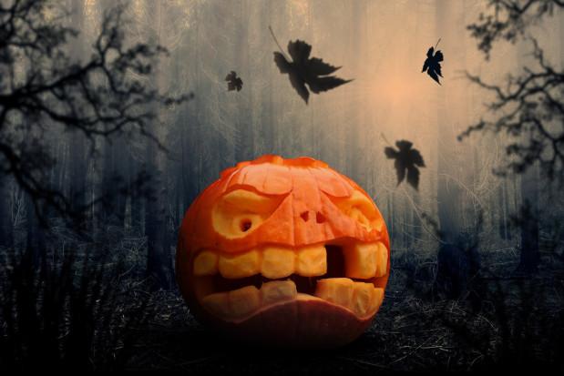 Halloween - dentyści w mediach społecznościowych nie odpuszczają
