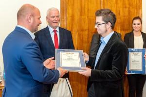 UM we Wrocławiu: Marek Nahajowski ponownie nagrodzony